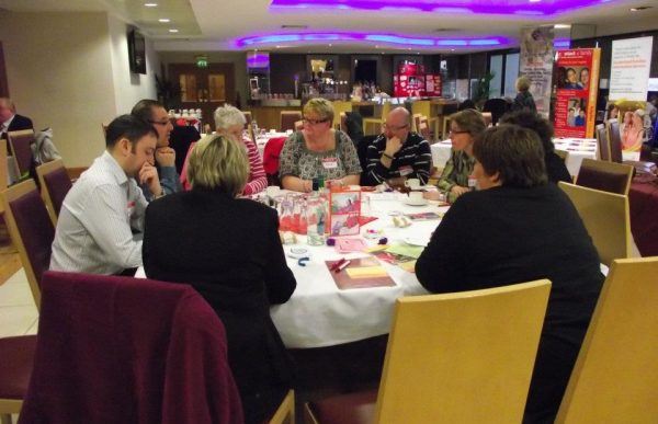 Leisure event for parent carers in Sunderland, at the Stadium of Light.