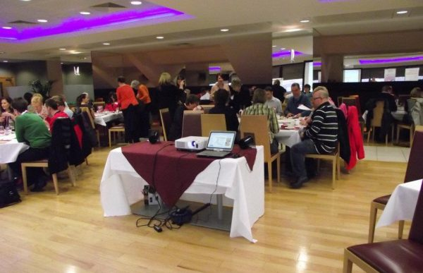Leisure event for parent carers at The Stadium of Light Sunderland