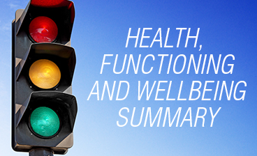 Health,functioning & wellbeing summary